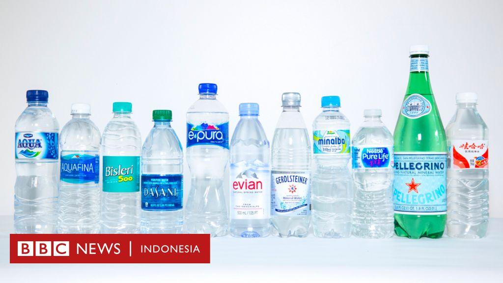 Air Di Dalam Botol Aqua Dan Nestle Mengandung Partikel Plastik Bbc News Indonesia