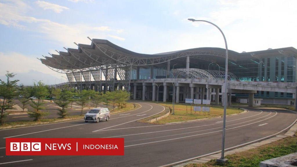Bandara Kertajati terbesar kedua di Indonesia tapi jauh ...