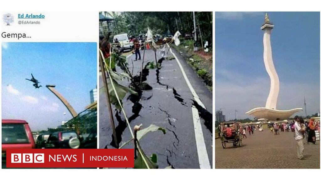 95+ Gambar Lucu Efek Gempa Paling Bagus