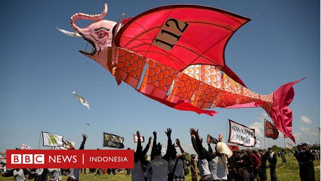 Belajar Dan Bermain Di Museum Layang Layang Indonesia Bbc News