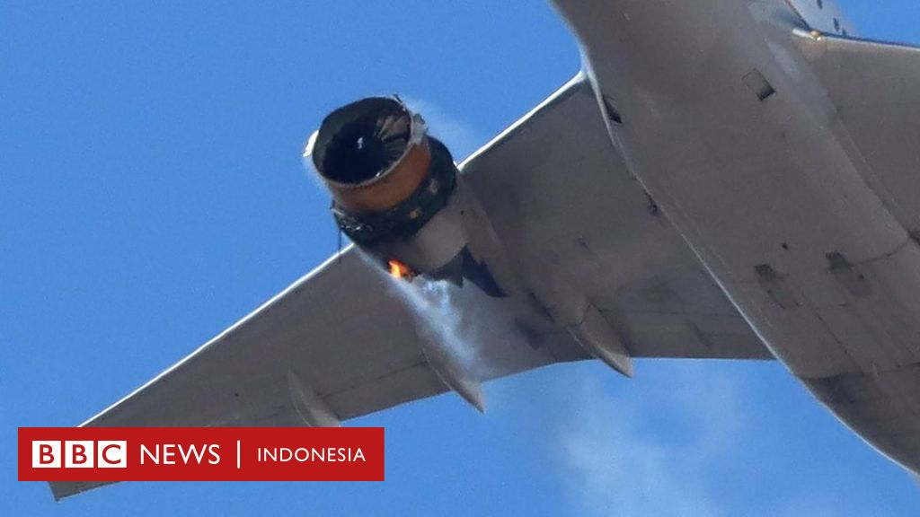 Boeing 777 di seluruh dunia diminta dilarang terbang setelah insiden mesin rusak di Denver, Garuda: `Kita aman`