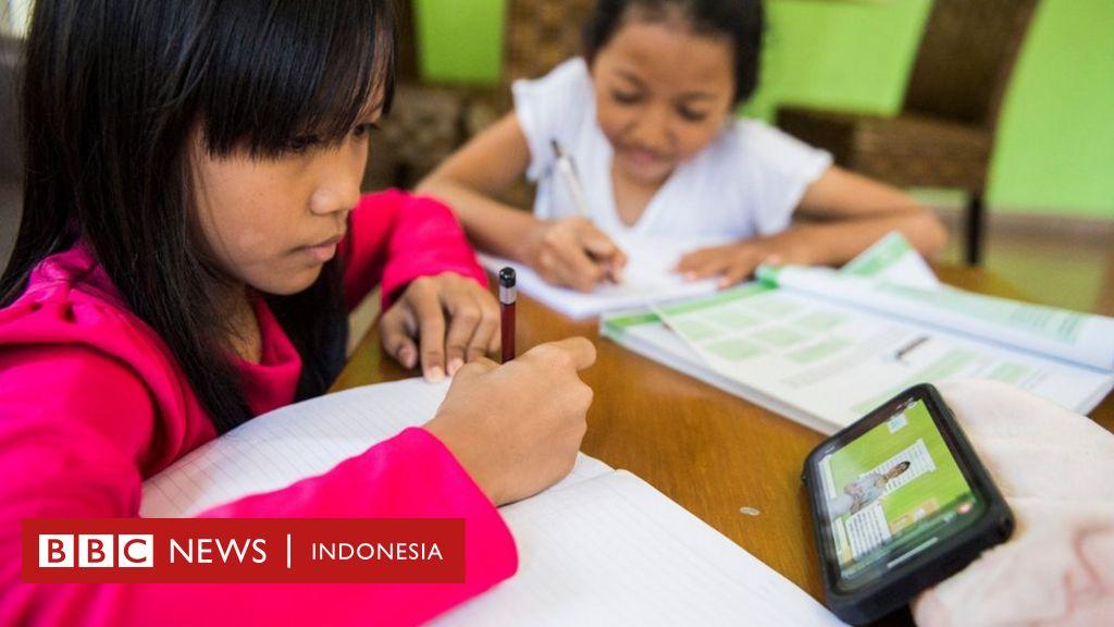 Virus Corona Tak Semua Pengajar Siswa Siap Terapkan Sekolah Di Rumah Bbc News Indonesia