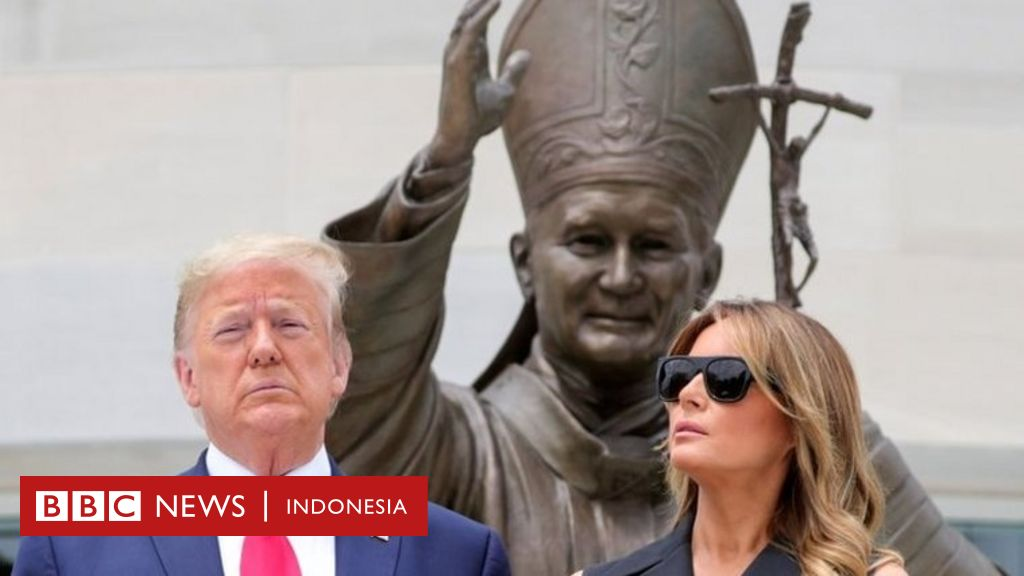 George Floyd Tokoh Agama Kecam Trump Karena Penyalahgunaan Agama Aksi Demonstrasi Terus Berlanjut Bbc News Indonesia