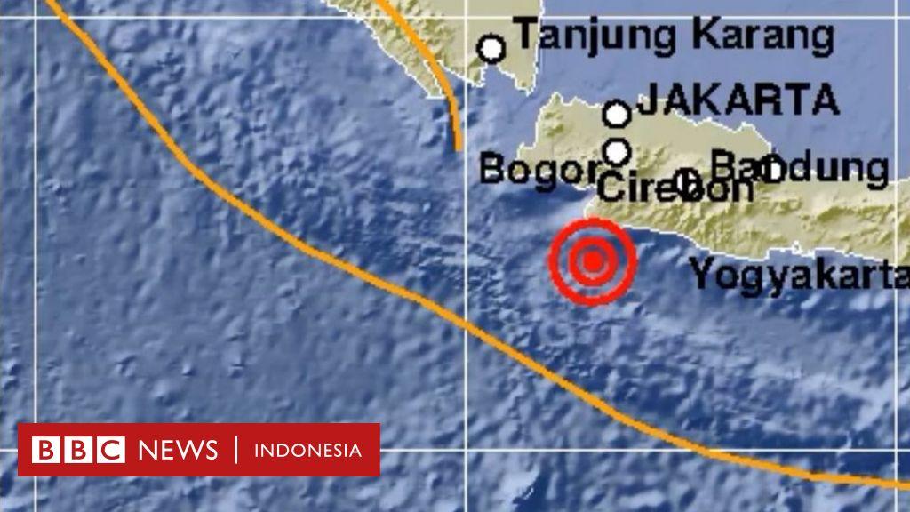 Gempa lagi, kali ini di Sukabumi, tak ada potensi tsunami - BBC News Indonesia