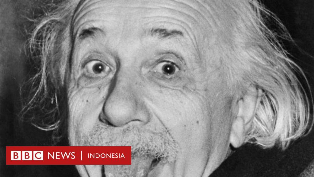 Apa Yang Bisa Kita Pelajari Dari Kebiasaan Einstein Yang Aneh Bbc