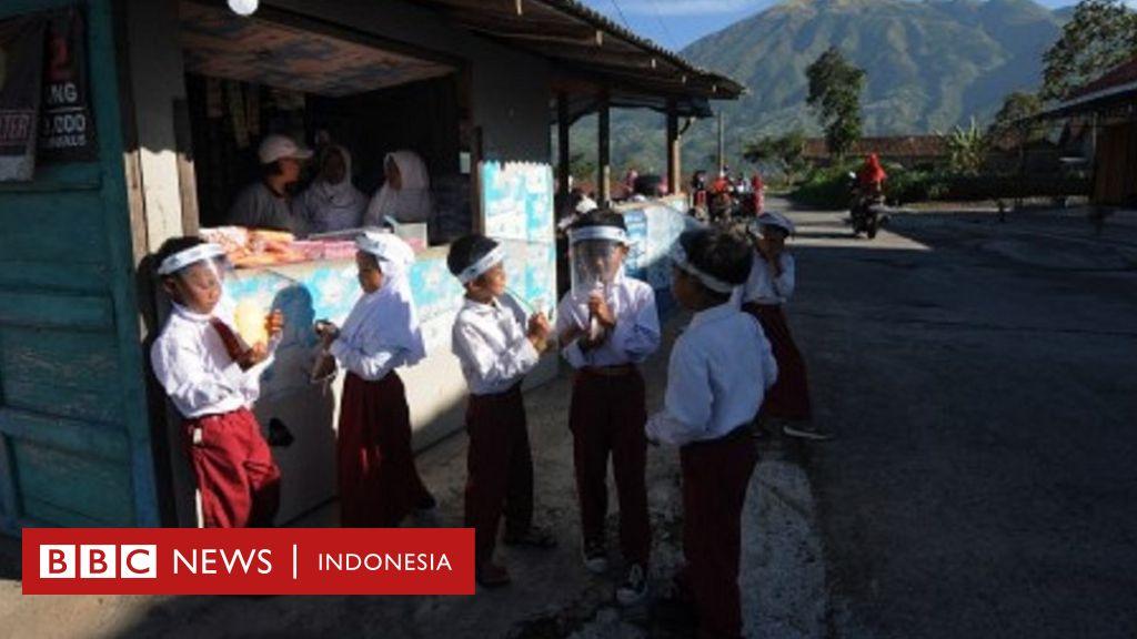 Sekolah tatap muka dibuka Januari 2021 'tidak realistis' karena tingkat penularan di atas 10% - BBC News Indonesia