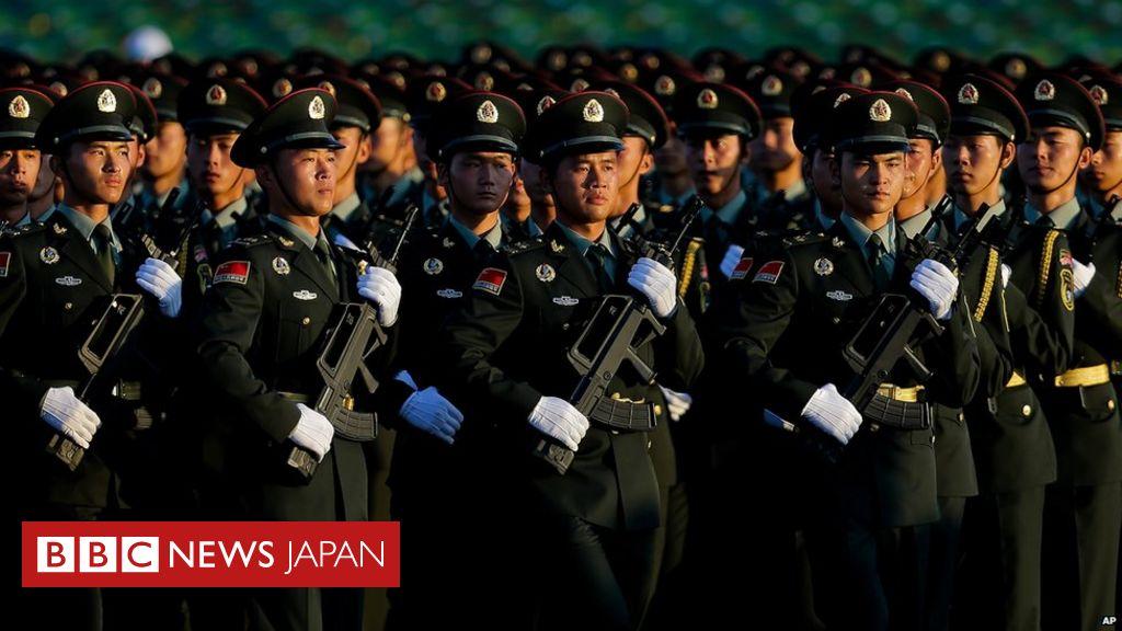中国で大規模軍事パレード、抗日戦争70周年記念 - BBCニュース