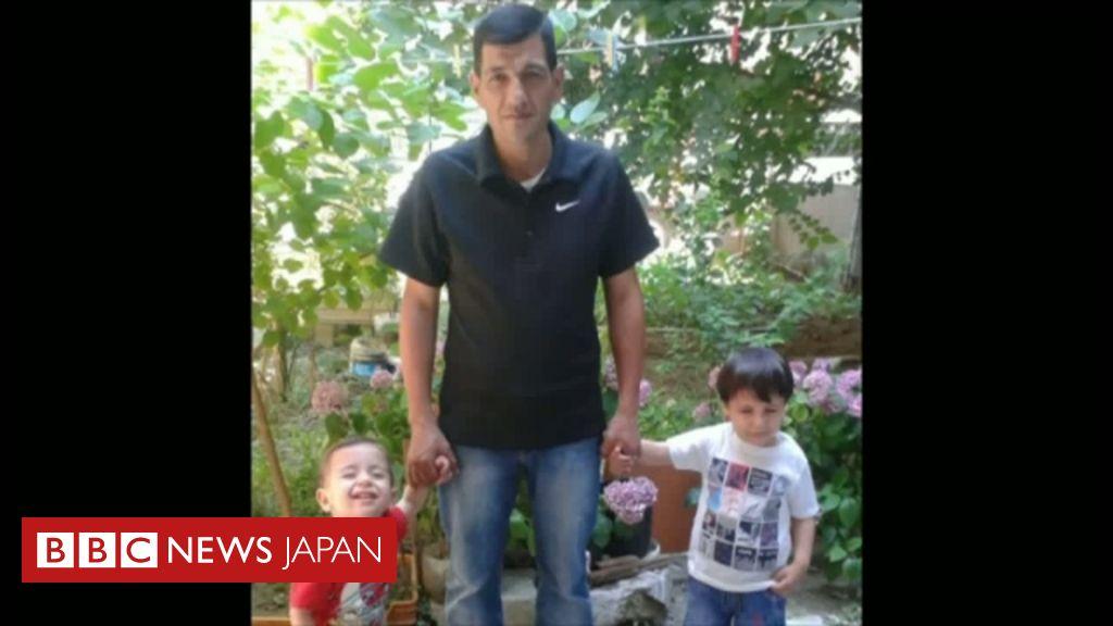 溺死したシリア移民幼児の父 「...