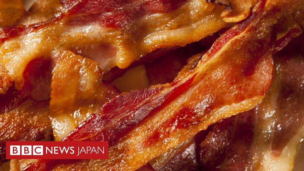 ベーコン1切れでも「大腸がんのリスク高まる」=英研究 - BBCニュース