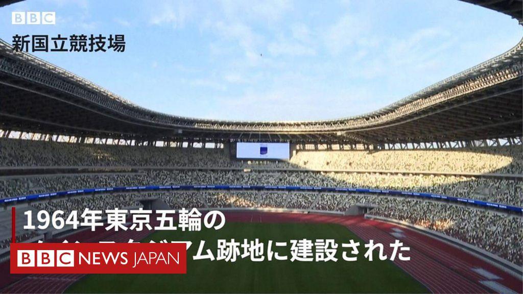 【東京五輪】 新国立、1964年大会のレガシー……そして復興 主要会場ガイド