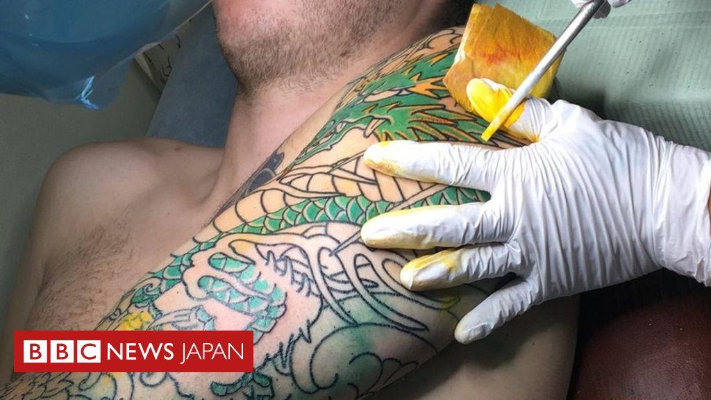 半グレ刺青 タトゥー大流行のいま「ヤクザはどんな刺青を入れているのか?」〈暴力団幹部が解説〉(文春オンライン)
