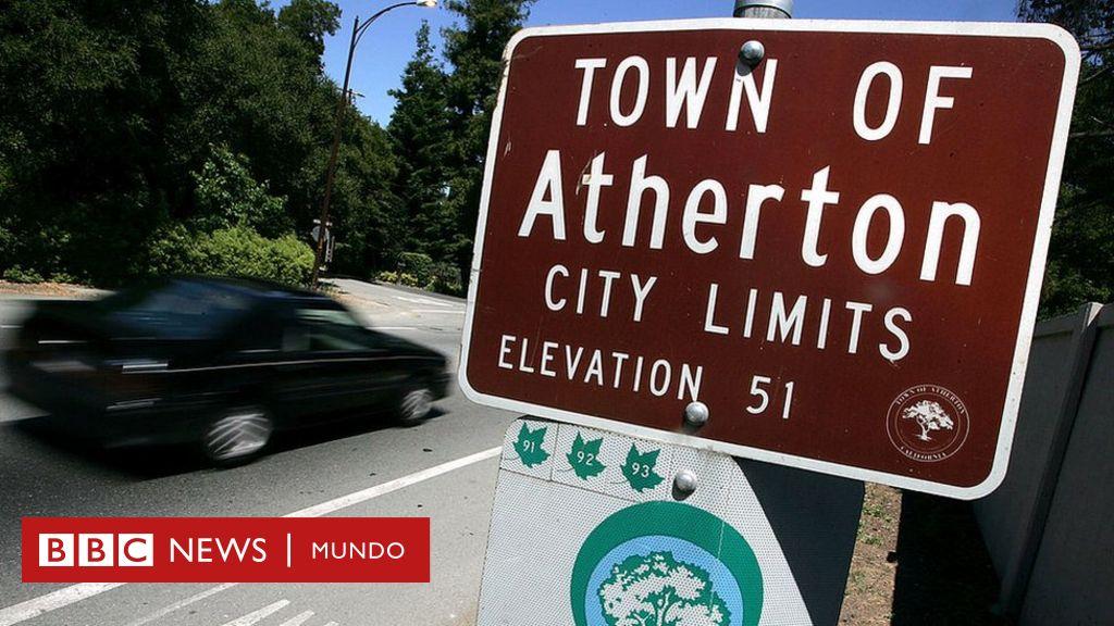 Así es Atherton, el pueblo más rico de EE.UU. donde la casa más barata vale US$2,5 millones