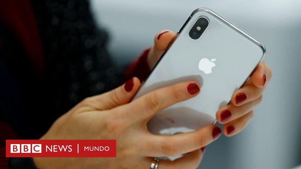 e6385489a78 4 razones por las que las acciones de Apple están cayendo en picada - BBC  News Mundo