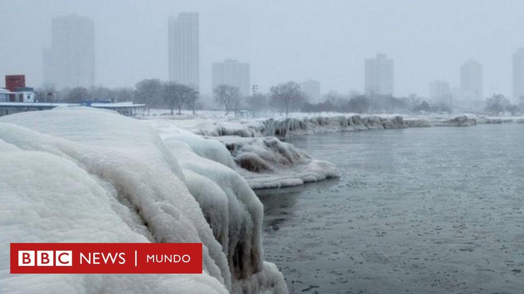 Ola De Frío ártico Y Nieve En Estados Unidos Los Científicos Responden A Donald Trump Y Sus Dudas Sobre El Cambio Climático Bbc News Mundo