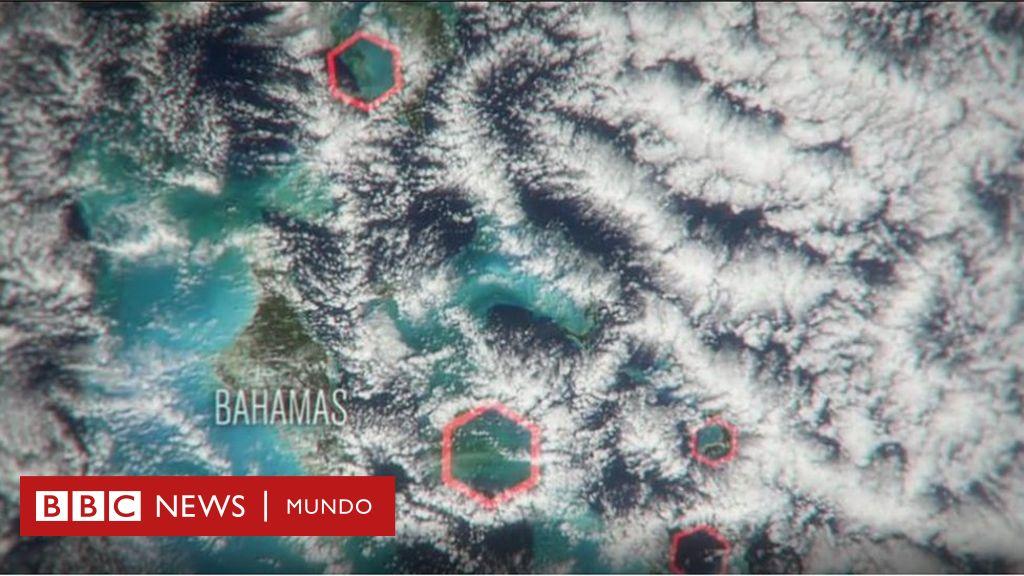 Es La Aparición De Formas Hexagonales En El Cielo Frente A Florida La Explicación Al Misterio Del Triángulo De Las Bermudas Bbc News Mundo