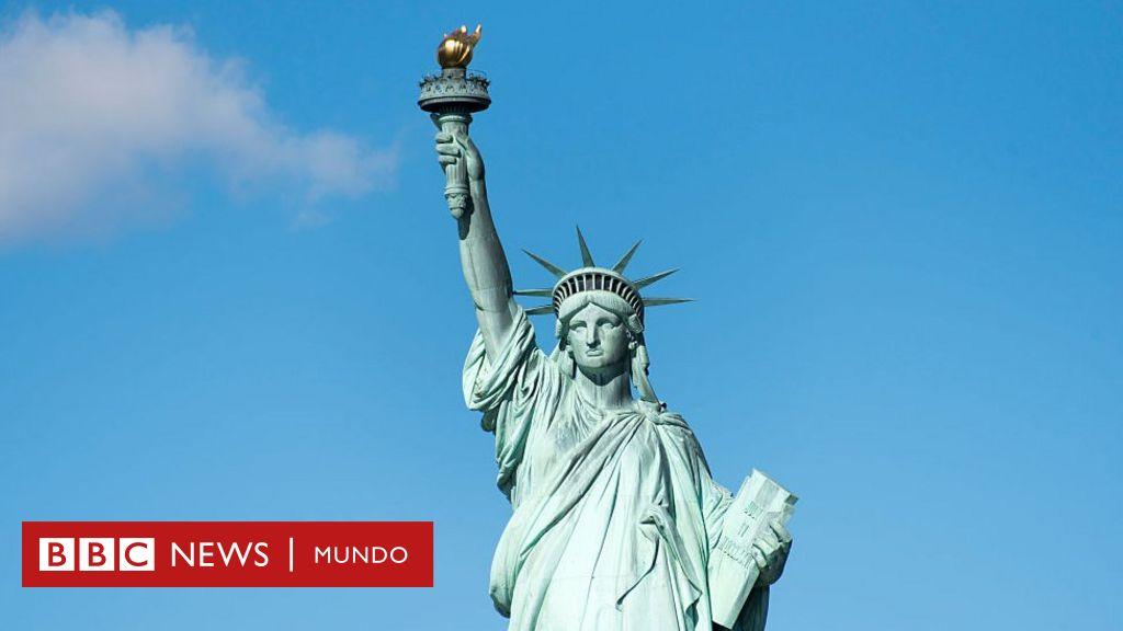 El Poco Conocido Origen árabe De La Estatua De La Libertad Uno De Los Mayores íconos De Estados Unidos Bbc News Mundo