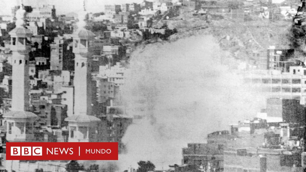 El asedio a una mezquita que cambió la historia de Arabia Saudita