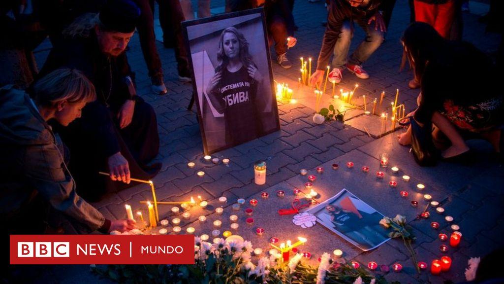 Marinova, Kuciak y Caruana Galizia: qué investigaban los 3 periodistas asesinados en la Unión Europea en el último año
