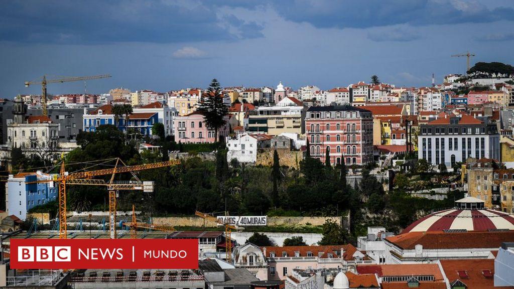 """Qué son las """"visas doradas"""" y por qué causan polémica en Portugal"""