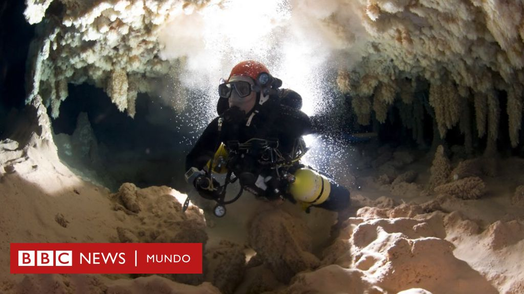 60 horas en una cueva submarina sin dormir, sin luz ni comida y con escasas reservas de oxígeno