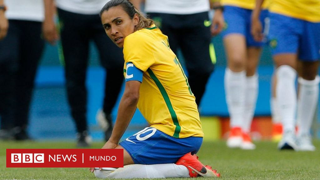Río 2016  el fracaso de Marta y la selección femenina de fútbol de Brasil 201bf4a139d36