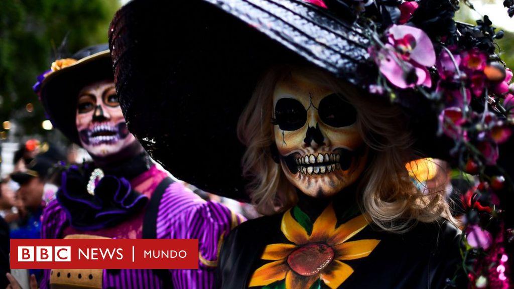 La Catrina De Dónde Viene La Popular Calavera Que Se Usa En México