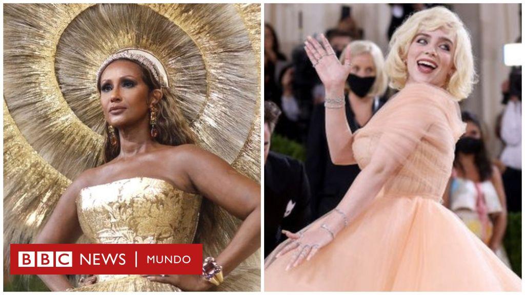 """Met Gala 2021: los """"looks"""" más impactantes del evento de moda ..."""