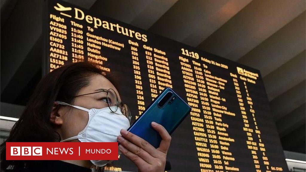 Coronavirus: grandes aerolíneas suspenden sus vuelos a China y EE ...