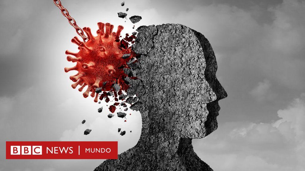 """Los síntomas neurológicos y psiquiátricos de la covid-19 son """"la norma más que la excepción"""" - BBC News Mundo"""