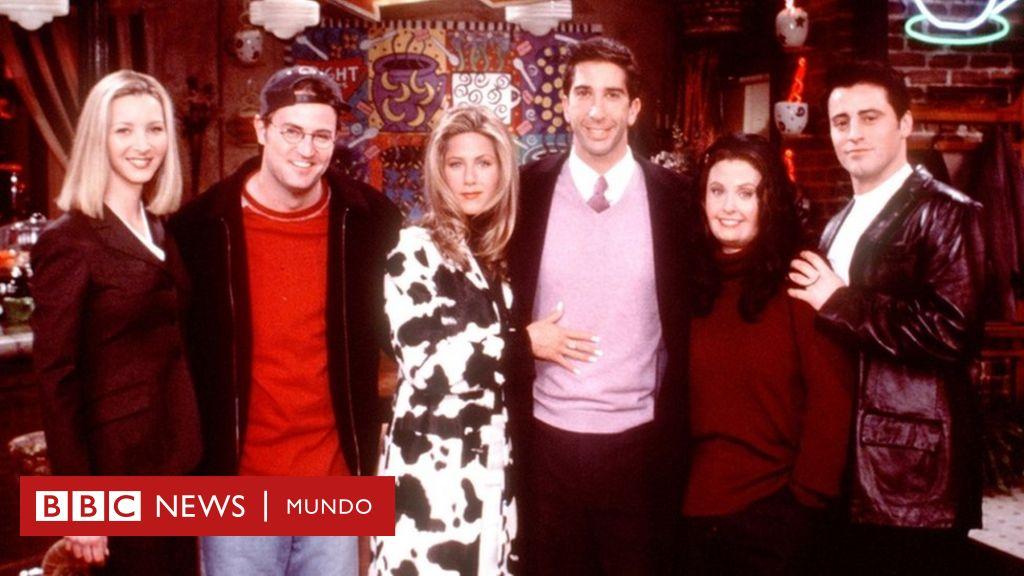 """""""¡Está pasando!"""": habrá reencuentro de Friends para un programa especial"""