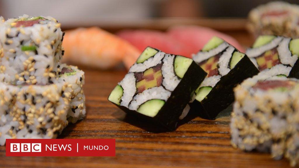 síntomas de parásitos intestinales del sushi