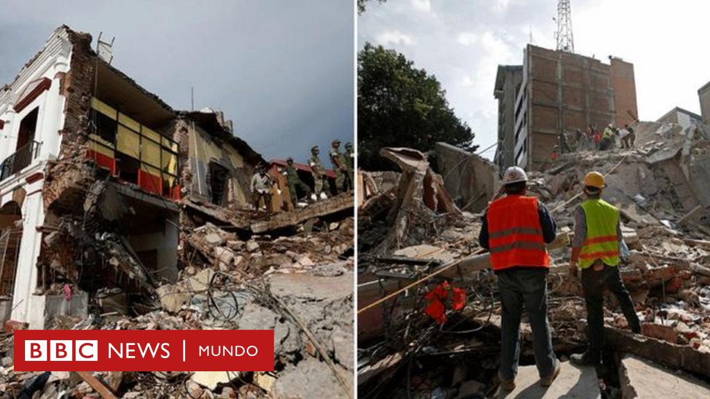 ¿Están relacionados los dos grandes terremotos registrados en septiembre en México?