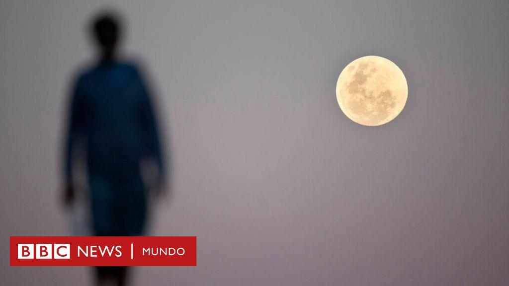 Cómo Las Fases De La Luna Alteran Nuestro Comportamiento Y Afectan Nuestra Salud Mental Bbc News Mundo