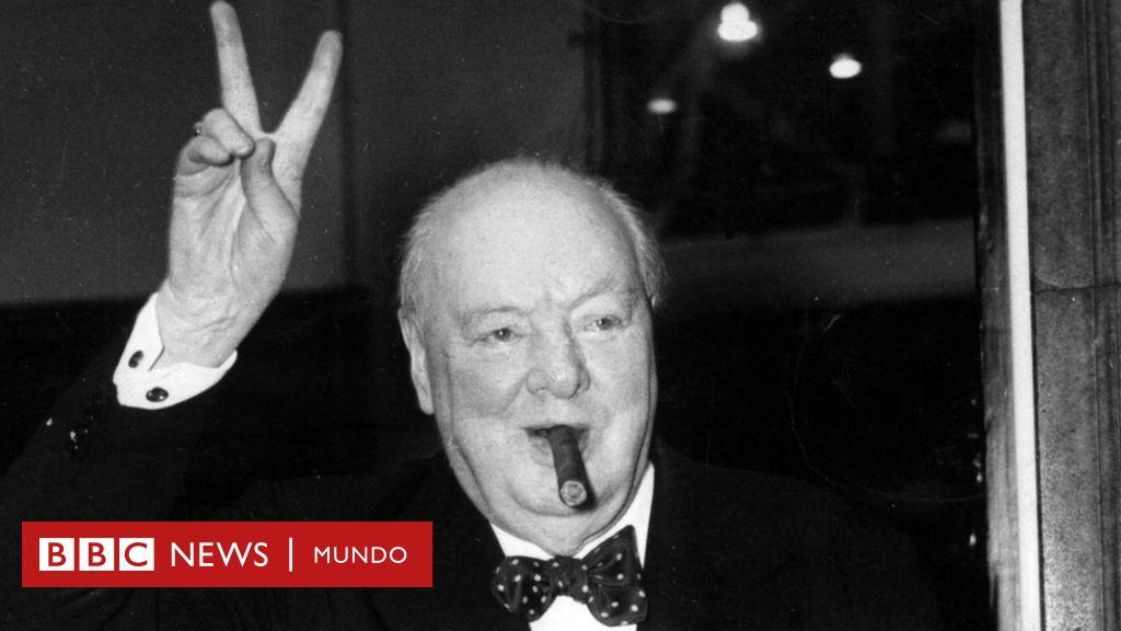 Winston Churchill Héroe O Villano Reino Unido Sopesa El