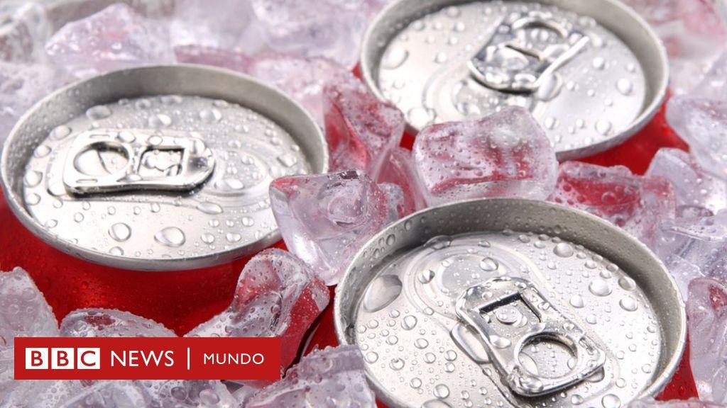 Así Funcionan Las Primeras Latas De Bebidas Del Mundo Que Se Enfrían Solas Y Que Acaban De Ser Lanzadas En Estados Unidos Bbc News Mundo