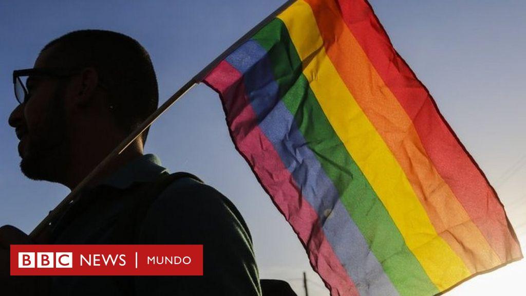 Cuál Es El Origen De La Bandera De Arcoíris Símbolo De La Comunidad Lgbt Bbc News Mundo