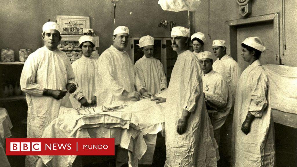 Coronavirus: el hospital de Nueva York que se enfrentó a la fiebre amarilla, el cólera, el sida, el ébola y ahora la covid-19 - BBC News Mundo