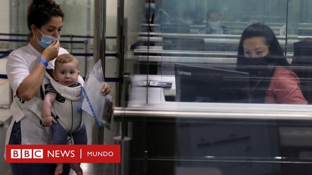 Los 15 países (uno de América Latina) de los que la Unión Europea admite viajeros en el inicio de reapertura por el coronavirus