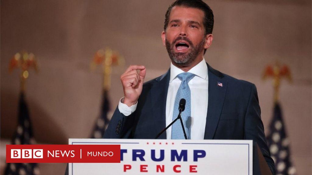 Bbc News Mundo On Flipboard Donald Trump Jr El Hijo Que Es Mas Trumpista Que El Presidente De Estados Unidos