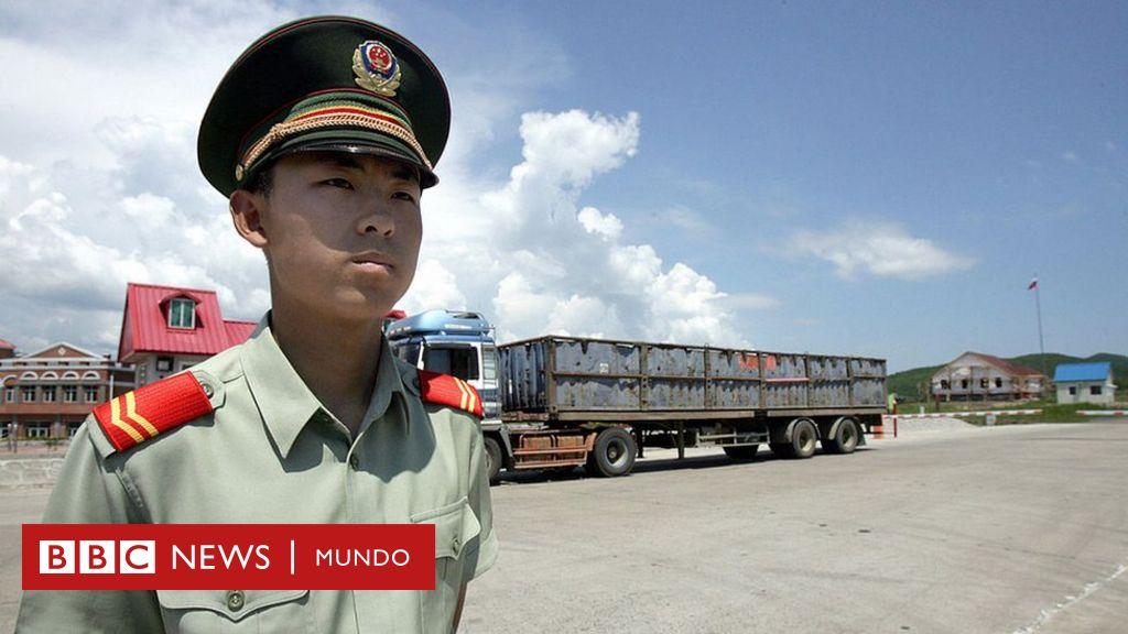 Coronavirus: el nuevo frente de batalla de China contra la pandemia en la frontera con Rusia - BBC News Mundo