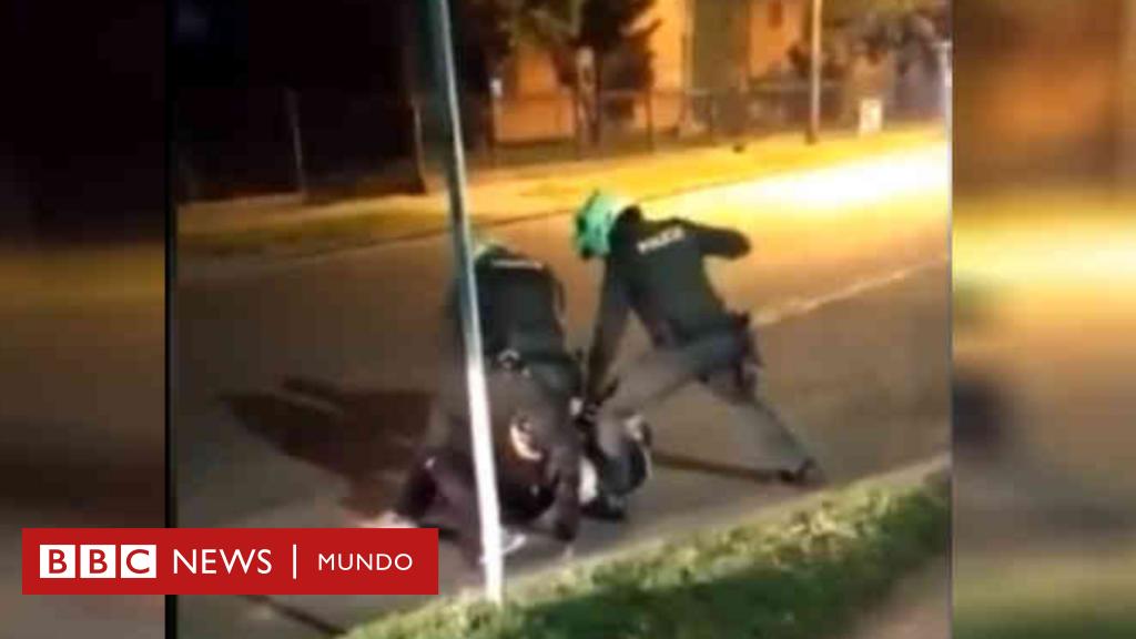 Javier Ordóñez La Indignación En Colombia Por La Muerte De Un Hombre Tras Una Violenta Detención De La Policía Por Violar La Cuarentena Bbc News Mundo