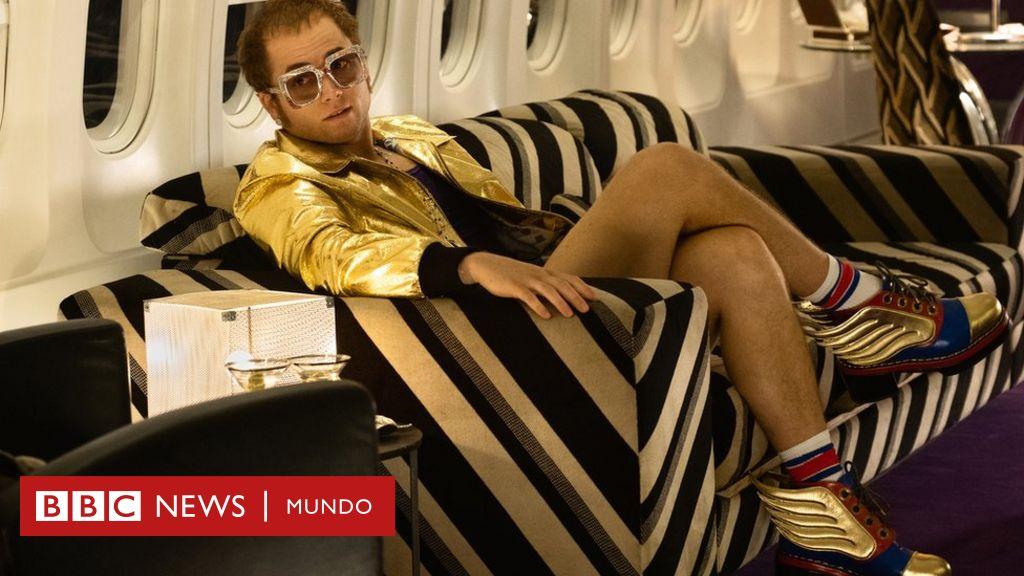 """""""Rocketman"""", la película biográfica de Elton John: """"Decepcionante y superficial"""""""