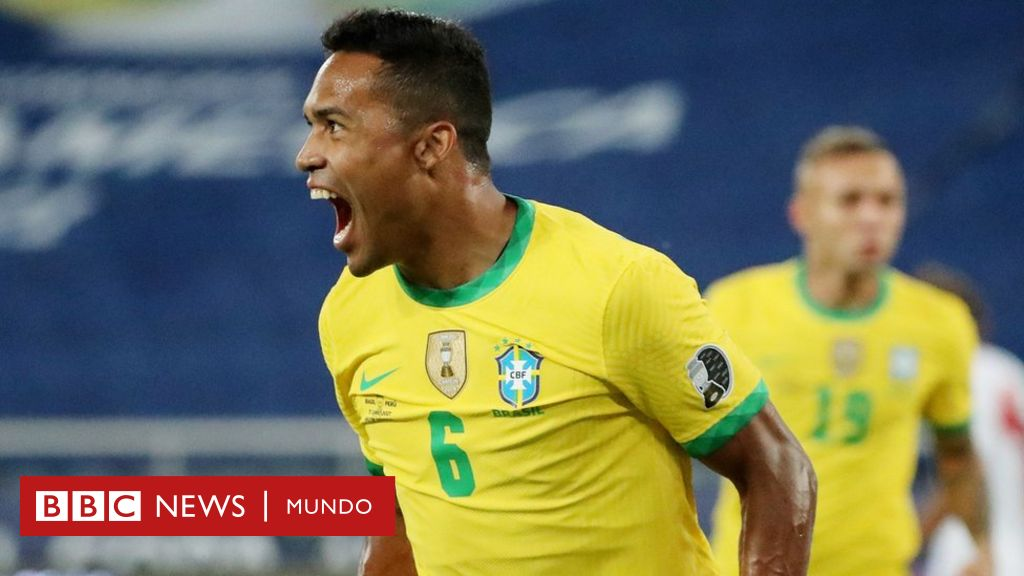 Colombia empata con Venezuela y Brasil arrolla a Perú en un ...
