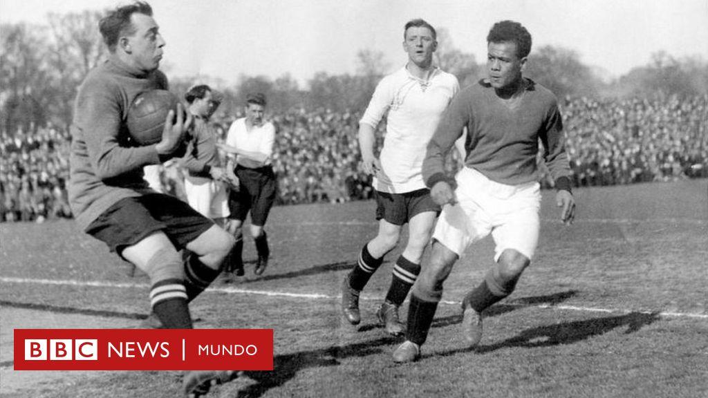 El futbolista que debió haber sido el primer negro en la selección de Inglaterra y terminó su vida limpiando las botas de los jugadores blancos