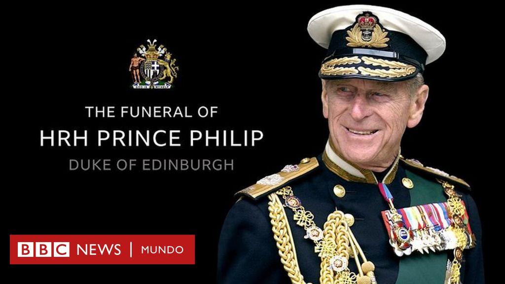 Quiénes son las 30 personas que asistirán este sábado al funeral del príncipe Felipe - BBC News Mundo