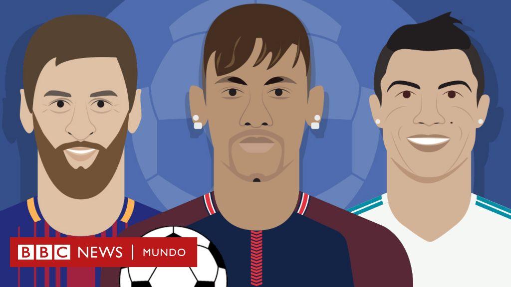 Tú vs. Neymar: ¿cuántos años te demorarías en ganar lo mismo que el brasileño, Messi o Cristiano Ronaldo?