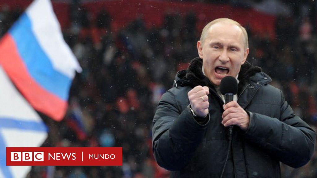 """La amenaza de Vladimir Putin de un """"caos"""" global si Estados Unidos toma nuevas medidas contra Siria"""