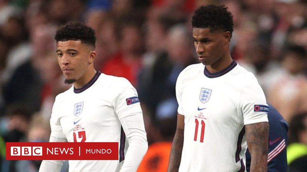 Eurocopa 2020: los ataques racistas contra los jugadores de la ...