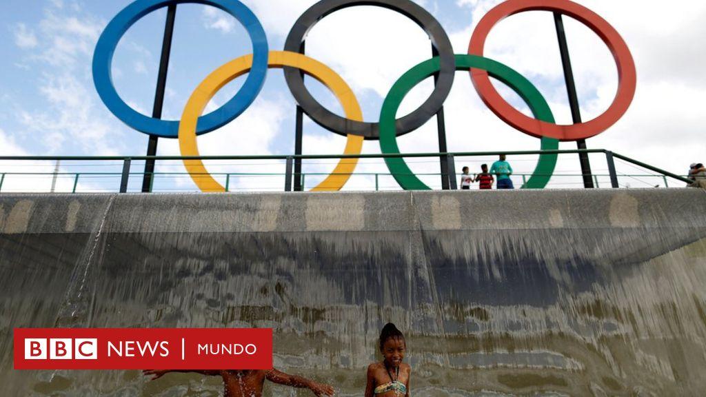 sports shoes a262b 713a4 Piden suspender la participación de Rusia en los Juegos de Río por