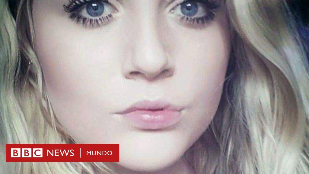 adc616016f El trastorno psiquiátrico que lleva a esta joven a verse fea cada vez que  se mira en el espejo - BBC News Mundo